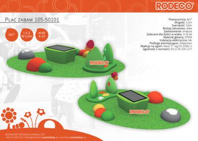 Plac zabaw 105-50101