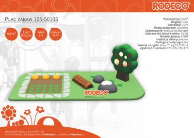 Plac zabaw 105-50105
