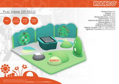 Plac zabaw 105-50112