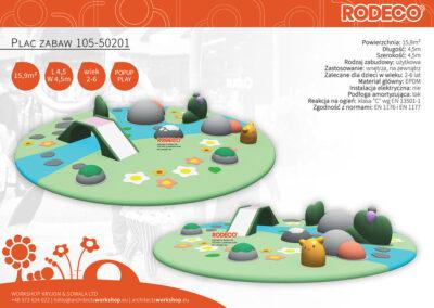 Plac zabaw 105-50201