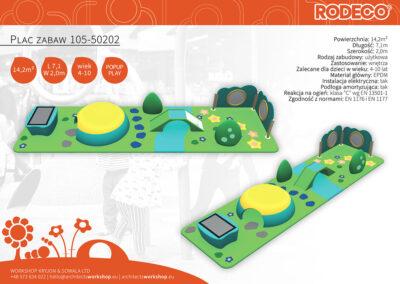 Plac zabaw 105-50202