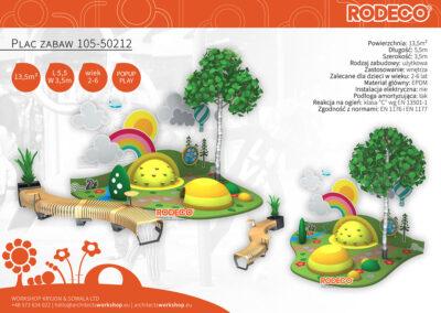 Plac zabaw 105-50212