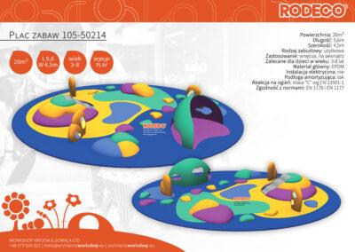 Plac zabaw 105-50214