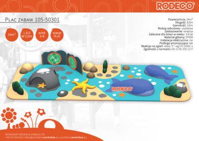 Plac zabaw 105-50301