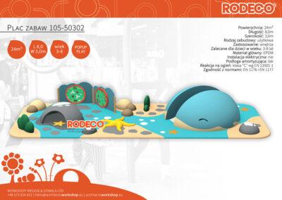 Plac zabaw 105-50302