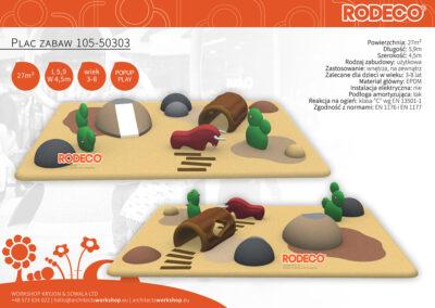Plac zabaw 105-50303